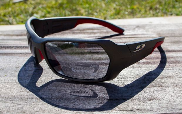 Очки Julbo DIRT grey/red SP3+
