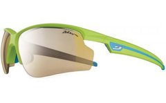 Очки Julbo Ultra Zebra mat green/blue