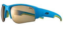 Очки Julbo DUST Zebra mat blue/green