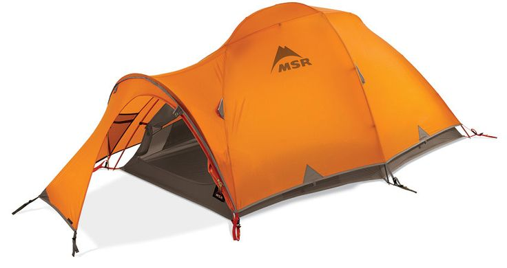Палатка MSR Fury Tent Orange