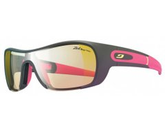 Очки Julbo GROOVY Zebra light grey/pink