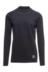 Термореглан Thermowave 2 in 1 LS Jersey M Black