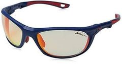 Очки Julbo Race 2.0 Zebra light fire matt blue/red