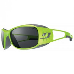 Очки Julbo TENSING Spectron 3+ lime green/grey