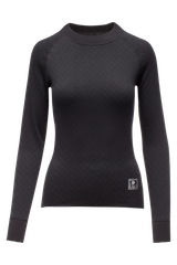 Термореглан Thermowave 2 in 1 LS Jersey W Black