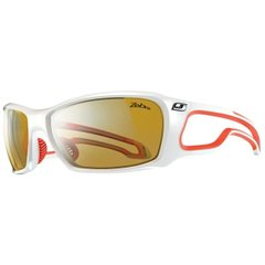 Очки Julbo PIPELINE Zebra white/orange