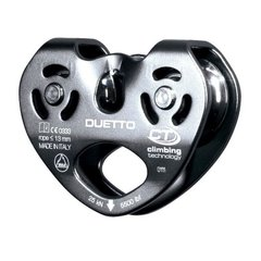 Блочек Climbing Technology Duetto grey Tandem 2P654