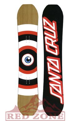 Сноуборд Santa Cruz Rob Eye (2015/2016)