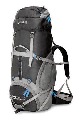 2912372d Рюкзак Travel Extreme Denali 55 Черный - RedZone - экипировка Вашего ...