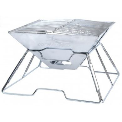Гриль на углях Kovea Magic I Stainless BBQ KCG-0712