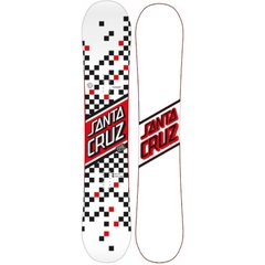 Сноуборд Santa Cruz Power Lyte Checker White